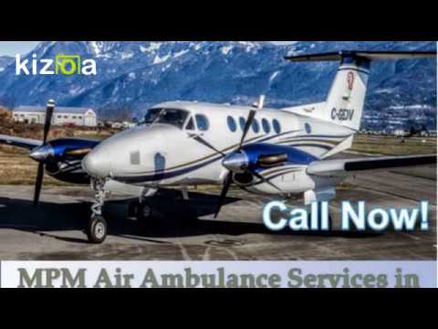 Get the World's Fastest MPM Air Ambulance Service in Chandigarh
