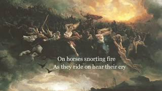 Ghost Riders in the Sky - Johnny Cash - Full Song