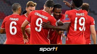 Vor CL-Turnier: FC Bayern sticht PSG aus   SPORT1 - DER TAG