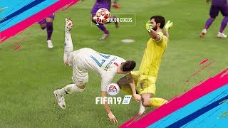 FIFA 19 | BEST GOALS COMPILATION