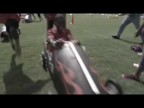 2014 Urban League Derby Car Race