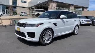 2019 Land Rover Range Rover Sport Pasadena, Arcadia, Monrovia, Alhambra, Los Angeles, CA R19563