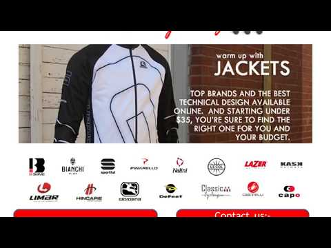Top Men's cycling jackets at Classic cycling