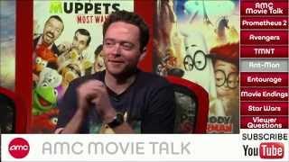 AMC Movie Talk – PROMETHEUS 2 Coming? ENTOURAGE Movie Progress