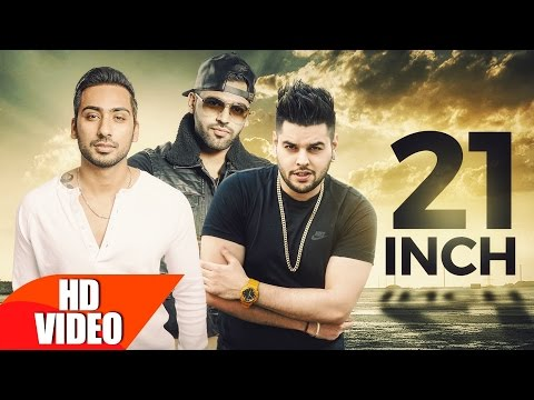 21 Inch Lyrics - Raj Sandhu Ft. Shrey Sean | Harj Nagra