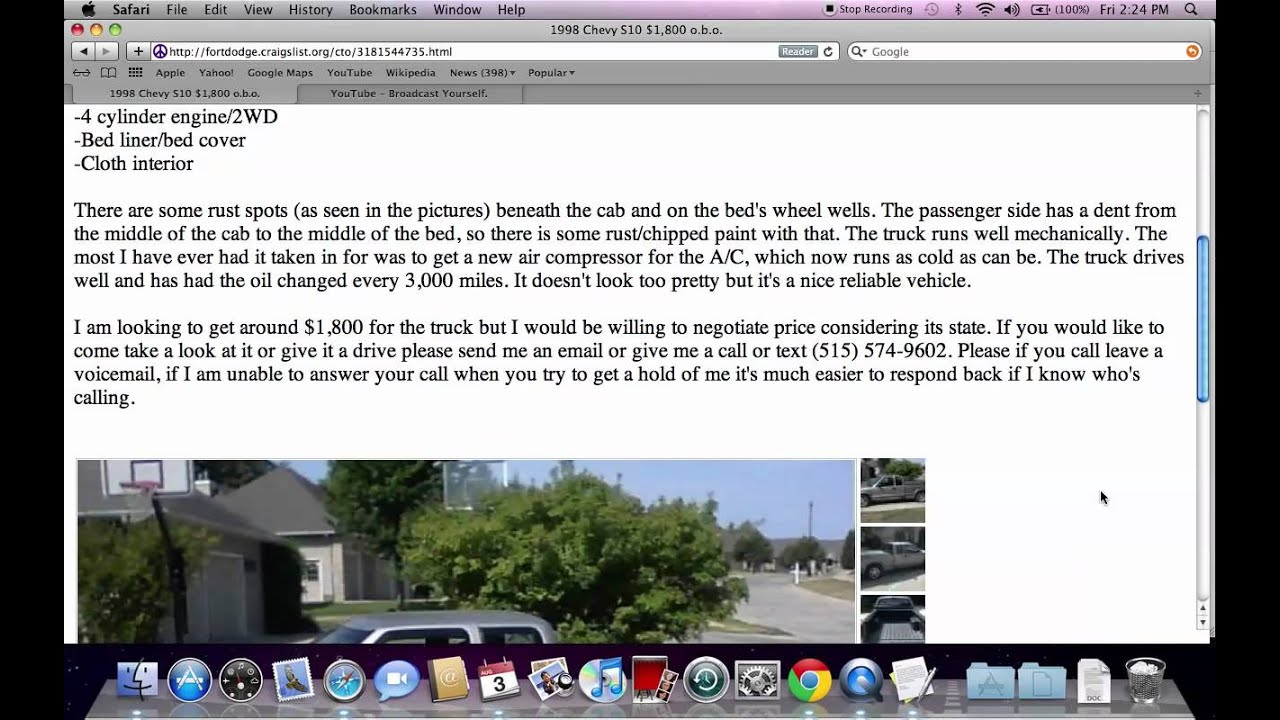 Craigslist Used Cars Private Owners