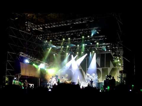 Linkin Park @ Taipei Pan-Chiao Stadium 2009/08/13 New Divide