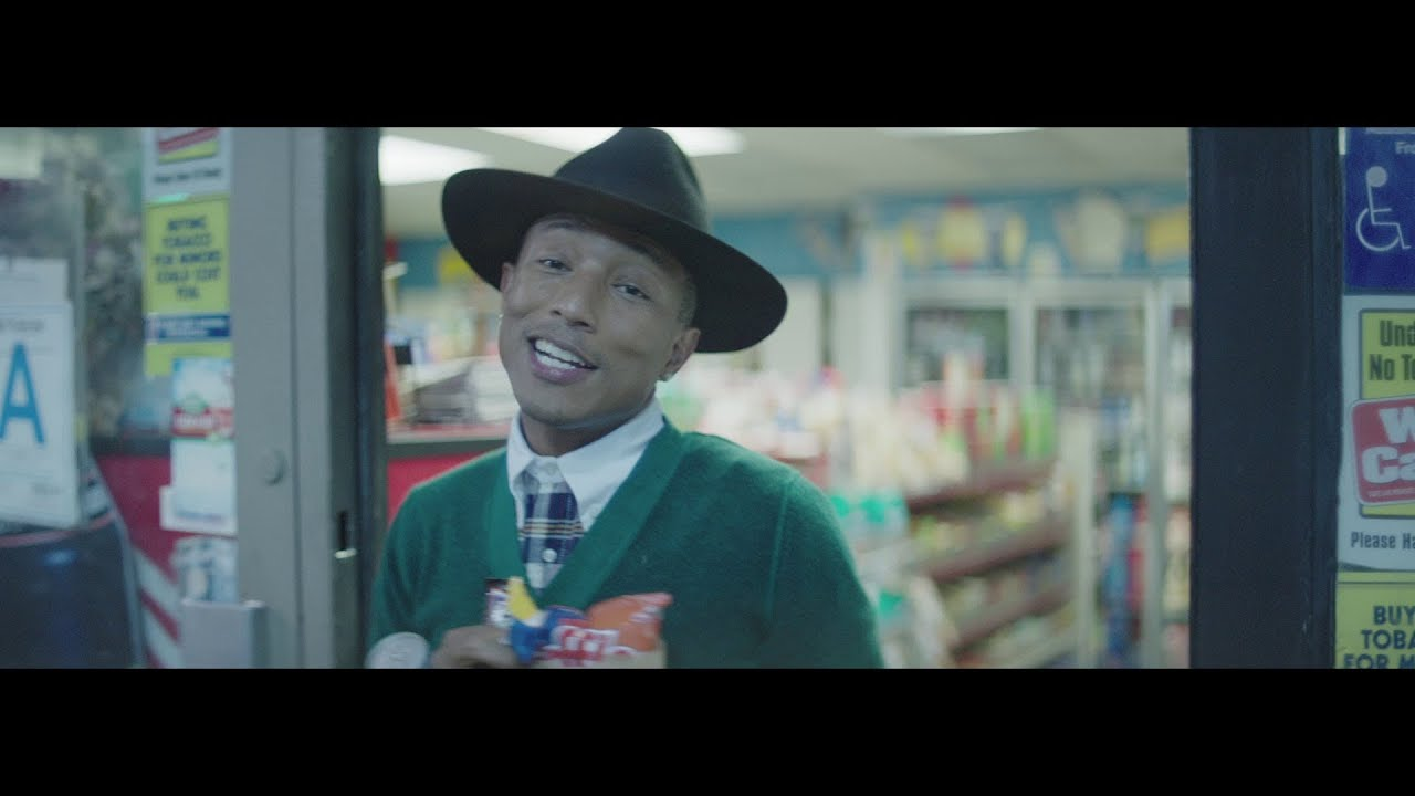 Pharrell Williams - Happy ( official video ) - YouTube