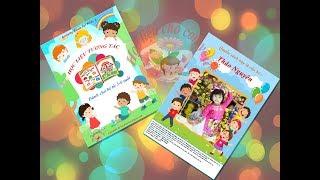 Học liệu tương tác cho bé từ 3 đến 6 tuổi