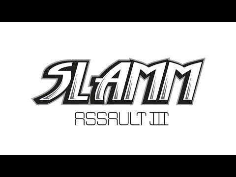 Video SLAMM Trottinette freestyle ASSAULT III Bleu