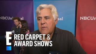 Will Jay Leno Watch David Letterman's Netflix Show?   E! Live from the Red Carpet