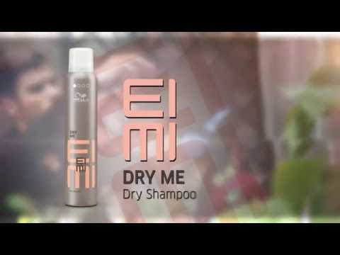 Wella EIMI Dry Me Dry Shampoo | The next generation of dry shampoo