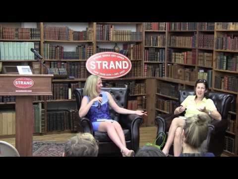 Maggie Shipstead & Lisa Birnbach at Strand Books