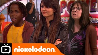 Every iCarly & Victorious Crossover Moment | Nickelodeon UK