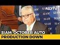 Weak Commercial Vehicle Sales Mirror Economy, Says SIAM President