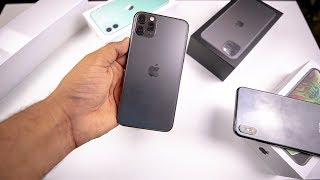 iPhone 11 Pro Max - Unboxing and First Impressions