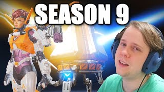 OPENING 100+ APEX LEGENDS PACKS BATTLEPASS SEASON 9
