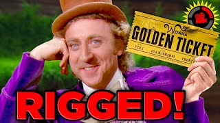 Film Theory:Willy Wonka RIGGED the Golden Tickets!