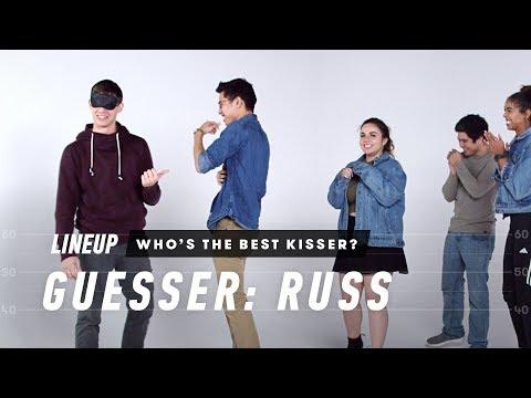 Who's the Best Kisser? (Russ) | Lineup | Cut