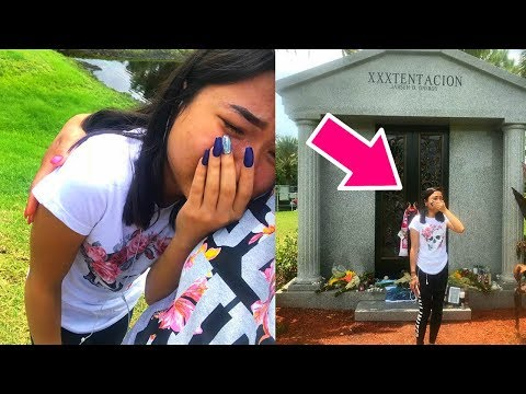 Real Fan of xxxtentacion has Emotional Breakdown - 😢 USA - FLORIDA - BOCARATON