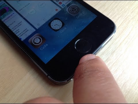 Virtual Home: Simulate The Home Button Press With Touch ID! - Smashpipe Tech
