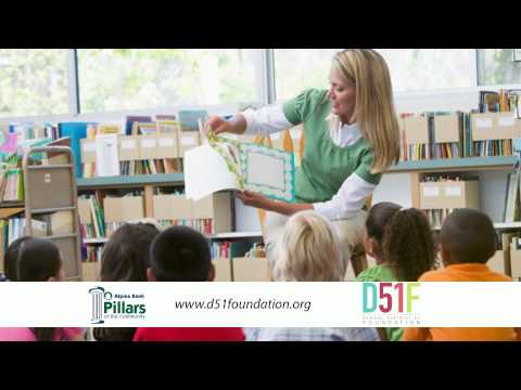 Alpine Bank Pillars of the Community - School District 51 Foundation