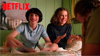 Stranger Things   ¡Corte! Y va de nuevo de la temporada 3   Netflix