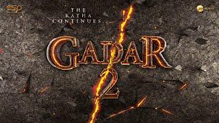 Gadar 2 Movie Motion Poster Video HD
