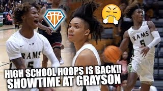 HIGH SCHOOL HOOPS IS BACK!! | Deivon 'Sneak' Smith, Caleb Murphy ARE MUST SEE TV