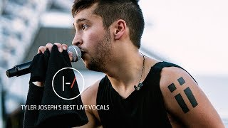 Tyler Joseph's Best Live Vocals
