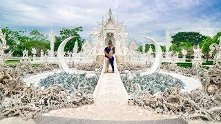 Most BEAUTIFUL Temples in Chiang Rai - Chiang Rai Temple Tour