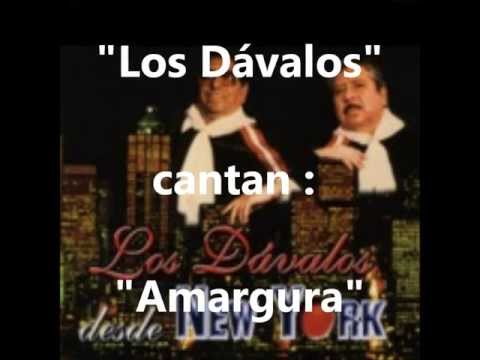 Los Dávalos - Amargura