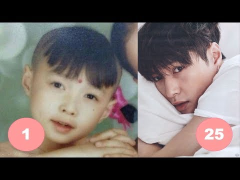 Lay EXO Childhood | From 1 To 25 Years Old