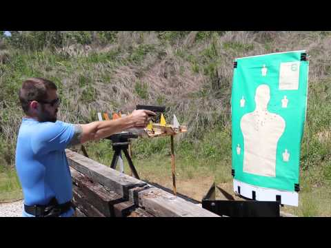Aaron's got a gun