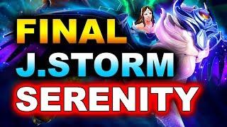 J.STORM vs SERENITY - GRAND FINAL - WSOE 2019 DOTA 2 - YouTube