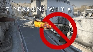 7 Reasons why you shouldn´t use the Desert Eagle