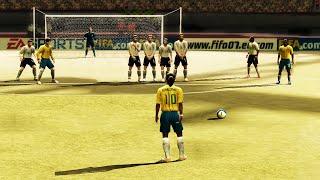 Free Kicks From FIFA 94 to 21