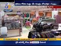 Chandana Brothers Show Room Robbed at Trunk Road in Nellore