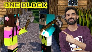 Minecraft One Block  - Live