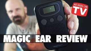 Magic Ear Review: As Seen on TV Sound Amplifier