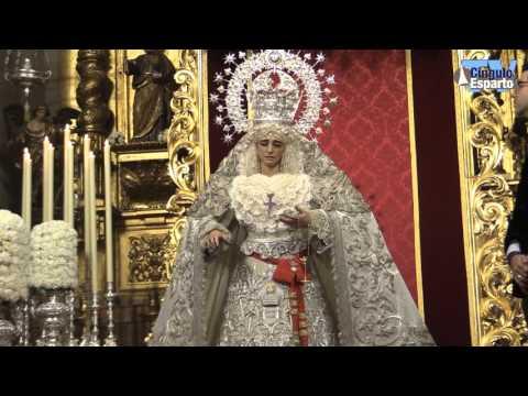 Besamanos de la Virgen de la Paz