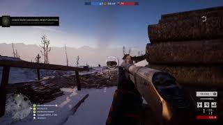 Putting happy music over a battlefield 1 kill montage
