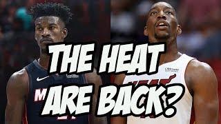 Are The Miami Heat Good Again? 2020 NBA