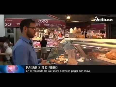Boletus Pay se consolida como método de pago en el Mercado de la Ribera.
