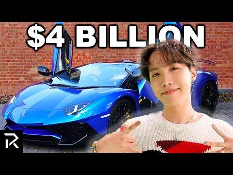 Како корејскиот бенд BTS успеа да заработи 4 милијарди долари?