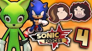 Sonic Forces: Bee Bot - PART 4 - Game Grumps