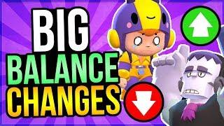 18 HUGE NEW BALANCE CHANGES - BEA NERF, FRANK BUFF! Tank Meta!?