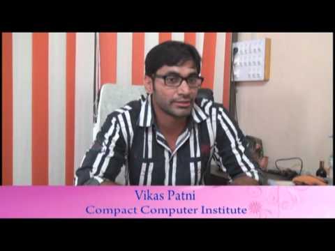 SafalShiksha.com Testimonial by Vikas Patni (compact computer institute)