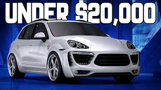 8 CHEAP Cars That Make You Look RICH! || Under $20,000