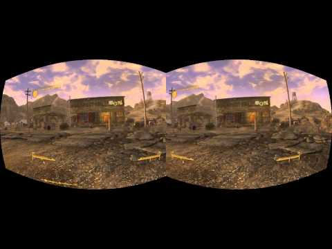 Vireio Perception v2.0.0 : Fallout New Vegas (2)